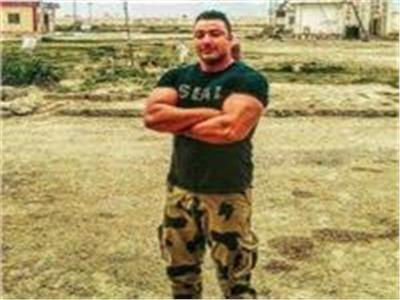 الشهيد النقيب خالد محمد كمال المغربي
