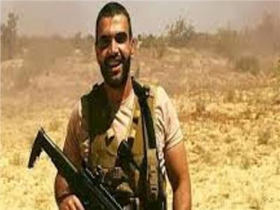 الشهيد أحمد المنسي بطل موقعة البرث التاريخية
