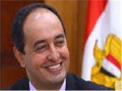 عمرو عثمان - مساعد وزير التضامن الاجتماعي