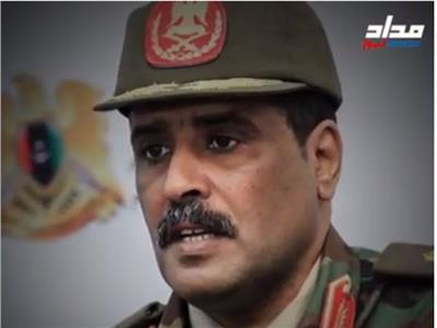 اللواء أحمد المسمارى