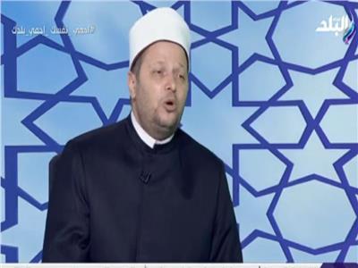 الشيخ الشحات العزازي من علماء الأزهر الشريف
