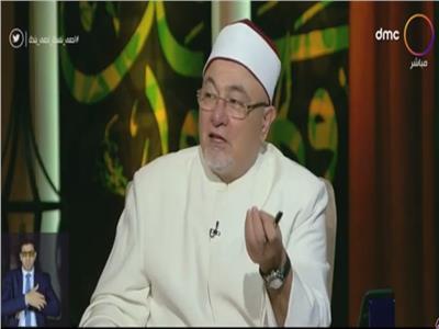 الشيخ خالد الجندي عضو المجلس الأعلى للشئون الإسلامية