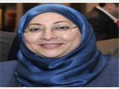 المهندسة جيهان عبد المنعم نائب المحافظ للمنطقة الجنوبية