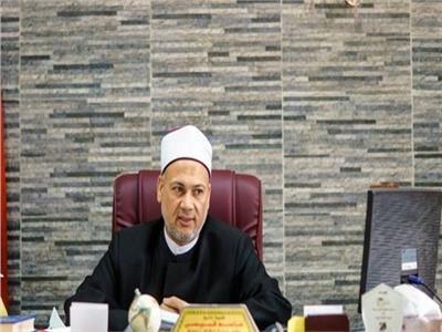 الشيخ عاصم قبيصي وكيل أوقاف أسيوط