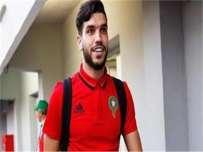 لاعب النادي الأهلي
