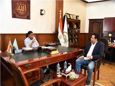اللواء خالد شعيب - محافظ مطروح
