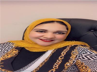 دينا بكري عضو شعبة السياحة بالغرفة التجارية