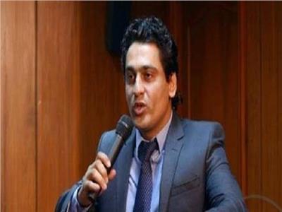 أيمن عبدالمجيد رئيس لجنتي التشريعات الصحفية، والرعاية الاجتماعية والصحية