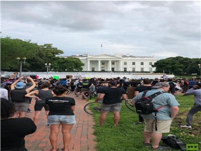 إغلاق البيت الأبيض