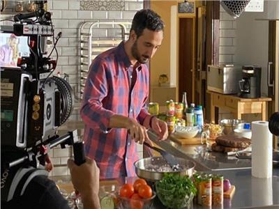 الشيف وصانع محتوى الطبخ الفلسطيني أحمد عزيز