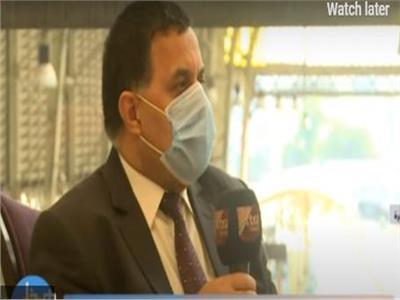 أشرف رسلان، رئيس هيئة سكك حديد مصر