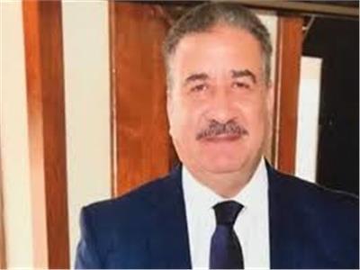 محافظ المنوفية إبراهيم أحمد أبو ليمون