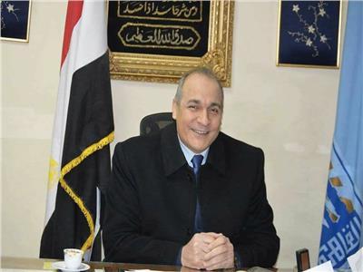 محمد عطية وكيل أول الوزارة مدير مديرية التربية والتعليم بالقاهرة