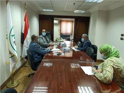 المهندسين ومحافظ القاهرة تتابع قرار بإعادة تشكيل لجان البت الفني ولجان التظلمات بالمحافظة