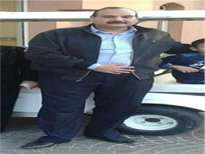 الطبيب إسحاق ابراهيم جرجيوس، أخصائي الباطنة بمستشفى قنا العام