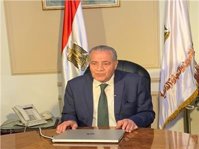 الدكتورعلي المصيلحي وزير التموين والتجارة الداخلية