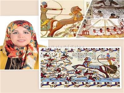 الجيش في مصر القديمة