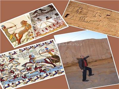 """قلعة """"ثارو"""" نقطة انطلاق جيوش مصر لتأمين الحدود الشرقية"""