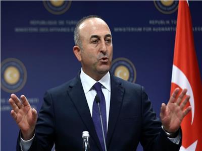 مولود جاويش أوغلو وزير الخارجية التركي