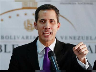 زعيم المعارضة في فنزويلا خوان جوايدو