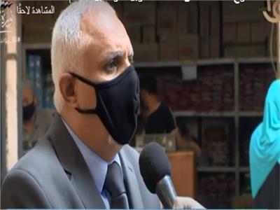 هشام الدجوى، مسؤول التموين لمحافظة الجيزة