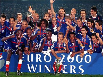فرنسا بطلاً لأمم أوروبا