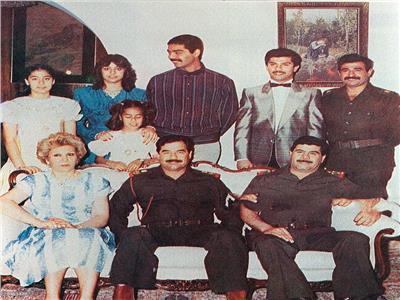 الإفراج عن زوج ابنة صدام حسين