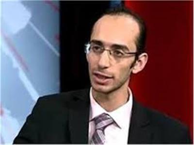 محمد عبد العزيز عضو المجلس القومى لحقوق الانسان