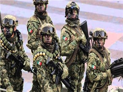 صورة أرشيفية - الجيش المكسيكي