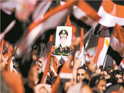 الأمة المصرية تجبر العالم على احترام إرادتها