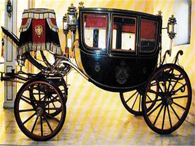 متحف المركبات الملكية ببولاق