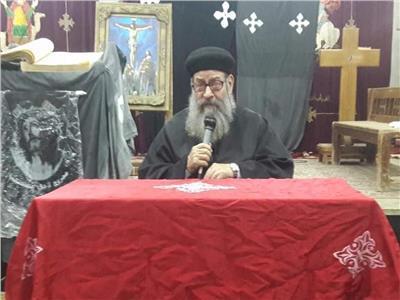 القمص يوسف نصيف، كاهن كنيسة مار مرقس بالمطرانية
