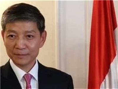 السفير الصيني بالقاهرة لياو لي تشيانغ