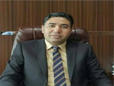 المستشار أحمد حسين البراوي رئيس حزب صوت الشعب