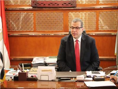 وزير القوى العاملة، محمد سعفان