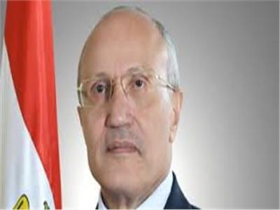 الفريق محمد العصار وزير الدولة للإنتاج الحربي