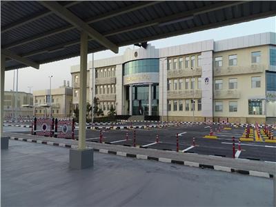 إفتتاح المقر الجديد للإدارة العامة لمرور الجيزة