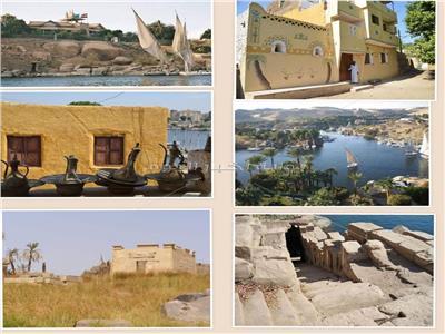 """""""إلفنتين"""" حصن مصر الجنوبى ومركز تجارة العاج"""