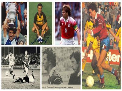 يوسف راضي ونجوم الكرة السويسرية