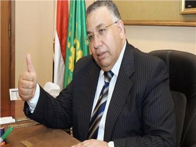 نقيب الأشراف السيد محمود الشريف