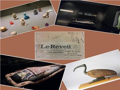 كنوز مصر القديمة بمتاحف «إسرائيل »