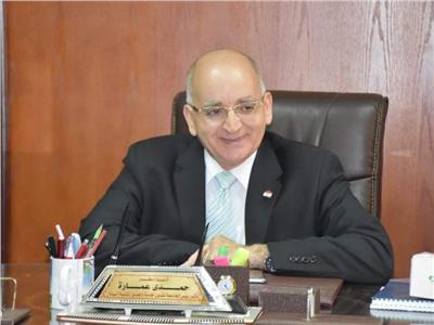حمدي عمارة نائب رئيس جامعة السادات