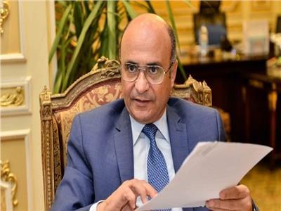 المستشار عمرمروان وزير العدل