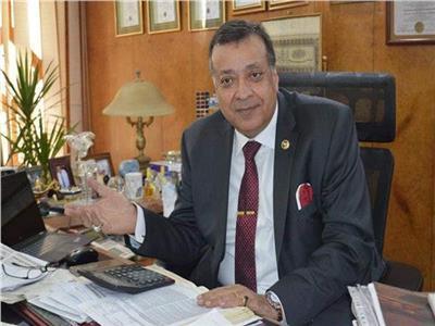 الدكتور محمد سعد الدين رئيس جمعية مستثمرى الغاز المسال