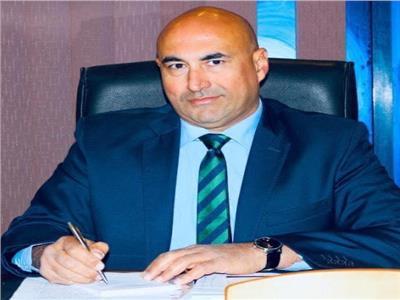 الدكتور أحمد زكريا مساعد رئيس حزب حماة الوطن