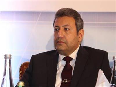 المهندس طارق شكري رئيس غرفة التطوير العقاري