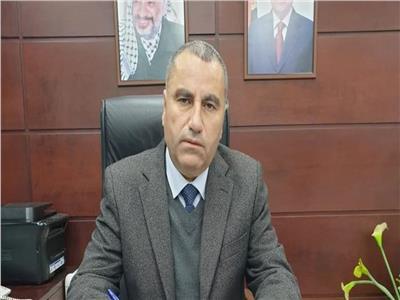 وكيل وزارة الأوقاف والشؤون الدينية الفلسطينية حسام أبو الرب
