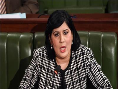النائبة عبير موسى رئيس كتلة الدستوري الحر بالبرلمان التونسي