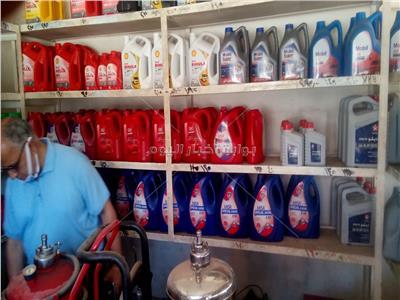 تحرير 9 محاضر مخالفات لمحطات الوقود ومستودعات البوتاجاز بالغربية
