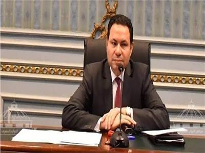 اللواء هشام الحصري رئيس لجنة الزراعة والري بمجلس النواب